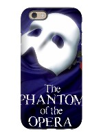 Phantom of the Opera iPhone 6 Tough Case Matte