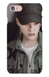 Savage yoongi iPhone 7 Snap On Case