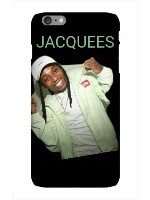 Jacquees iPhone 6 Plus Snap On Case Matte
