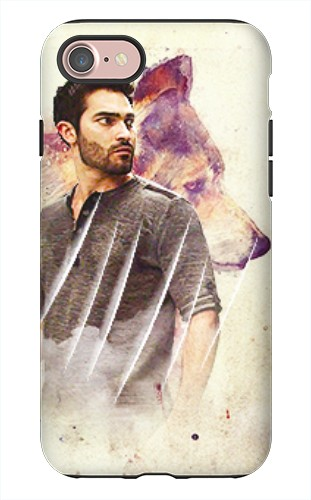 Derek Hale iPhone 7 Tough Case Matte
