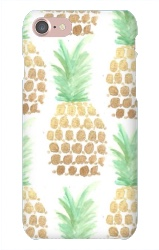 Pineapple iPhone 7 Snap On Case