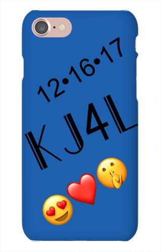 Ja'lynn iPhone 7 Snap On Case