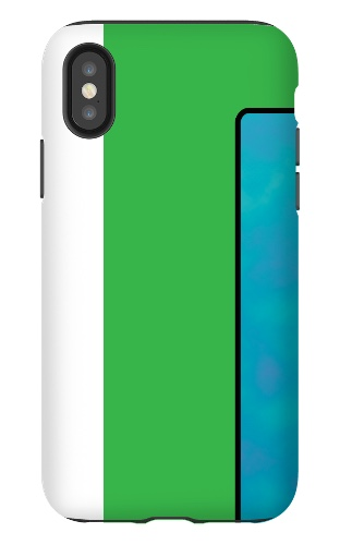 iPhone X Tough Case  #21440