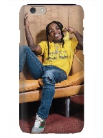 Jacquees customized iPhone 6/6s cas iPhone 6 Snap On Case