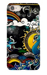 Heavens iPhone 8 Snap on Case