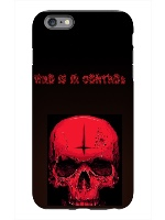 Who is in control iPhone 6 Plus Tough Case Matte