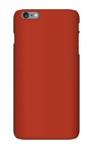 iPhone 6 Plus Snap On Case Matte #22148