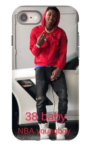 iPhone 8 Plus Tough Case  #22696