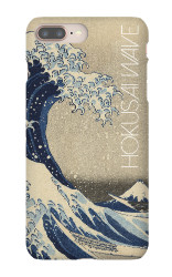 Wave Goodbye iPhone 7 Plus Snap on Case