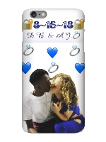 Bae 6 plus for him iPhone 6 Plus Snap On Case