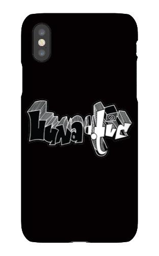 Luna-tic iPhone X Snap on Case