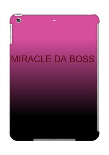 M.D.B iPad Air Snap On Case