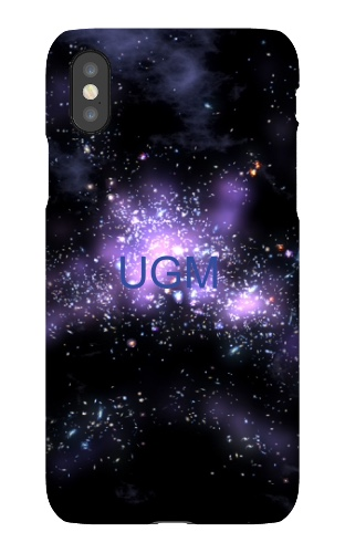 iPhone X Snap Case Matte #22878