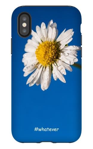 iPhone X Tough Case  #22921