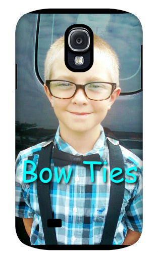 Bow Ties Samsung Galaxy S4 Tough Case