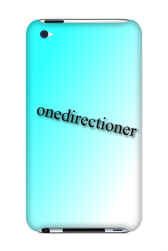 One Directioner iPod Touch 4 Case