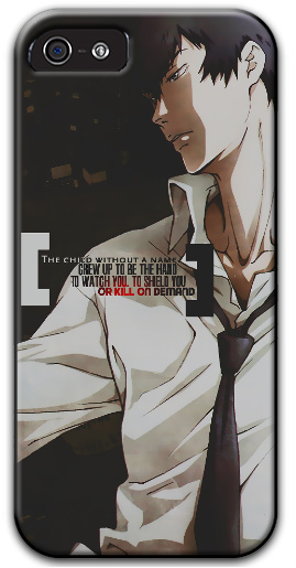 Psycho Pass iPhone 5 and 5s Thinshield Case