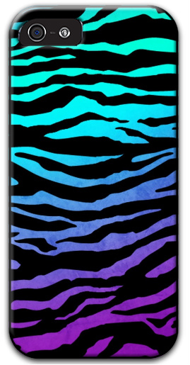 Zebra Print iPhone 5 and 5s Thinshield Case