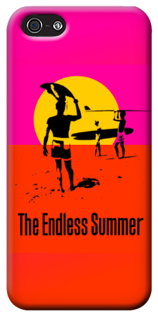 The Endless Summer iPhone 5 Case