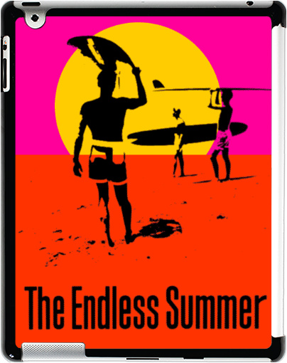 The Endless Summer iPad Case