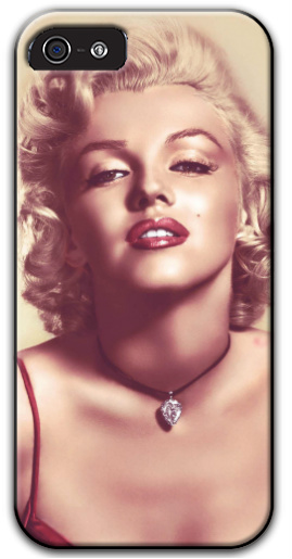 Marilyn Monroe iPhone 5 and 5s Thinshield Case