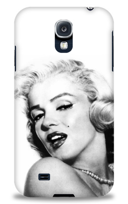 Marilyn Monroe Samsung Galaxy S4 Case