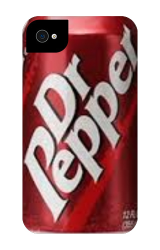 Dr. Pepper iPhone 4 Tough Case