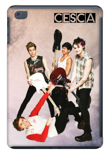 Cesca-5sos iPad Mini Matte Case