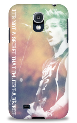 Luke Hemmings case 5sos Samsung Galaxy S4 Case