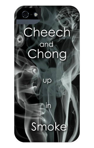 Cheech and Chong iPhone 5 Case
