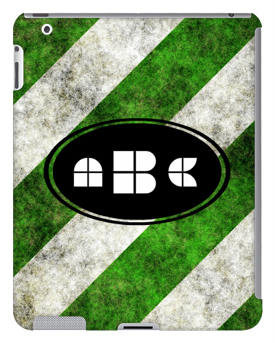 Monogram Template iPad 2 and 3 Case