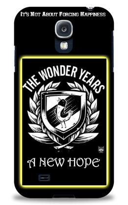 Wonder Years Phone Case Samsung Galaxy S4 Case