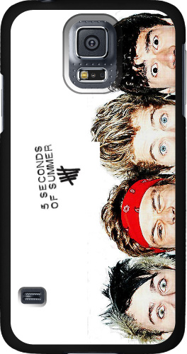 5 Seconds of Summer Case Samsung Galaxy S5 Thinshield