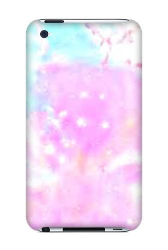 splatter-like case iPod Touch 4 Case