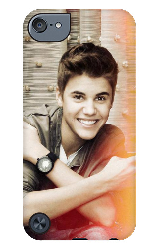 Justin Bieber iPod Touch 5 Tough Case