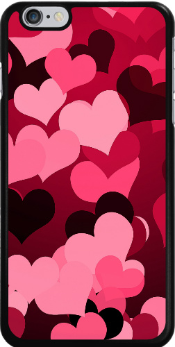 Hearts on Hearts iPhone 6 Plus Thinshield