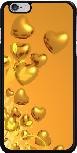 Heart of Gold iPhone 6 Plus Thinshield