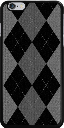 Gray Argyle Pattern iPhone 6 Plus Thinshield