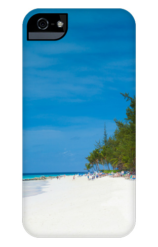 Beachfront iPhone 5 and 5s Tough Case