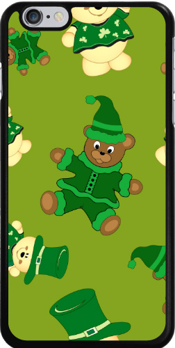 St Pattys Day Bears iPhone 6 Plus Thinshield
