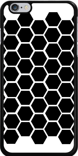 Black Honeycomb iPhone 6 Plus Thinshield