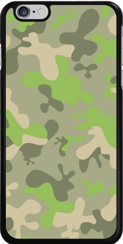 Fun Camo iPhone 6 Plus Thinshield