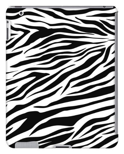 Zebra Stripes iPad 2 and 3 Case