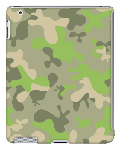 Fun Camo iPad 2 and 3 Case