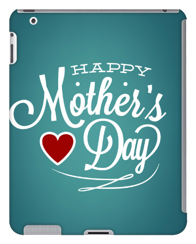 Mother Lover iPad 2 and 3 Case