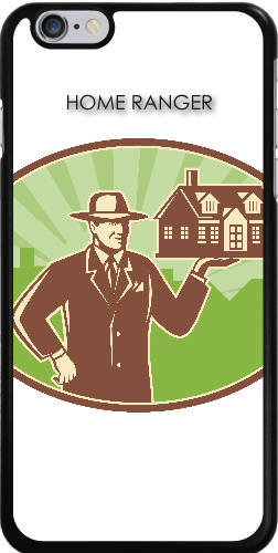 HOME RANGER REAL ESTATE iPhone 6 Plus Thinshield