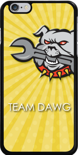 Team Dawg iPhone 6 Plus Thinshield