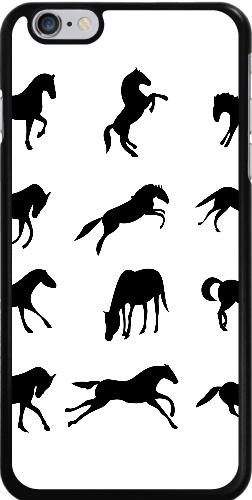 Horses iPhone 6 Plus Thinshield