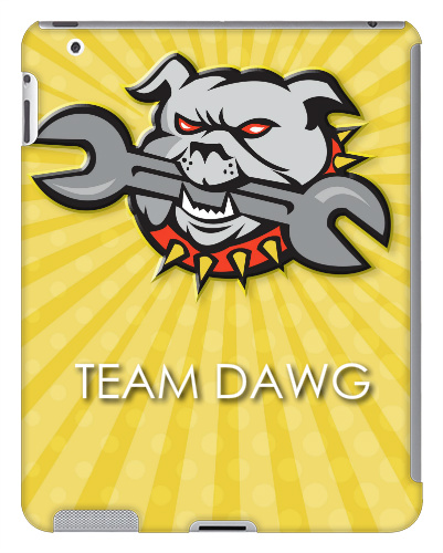 Team Dawg iPad 2 and 3 Case