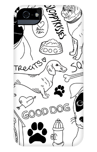 Good Dog iPhone 5 and 5s Tough Case